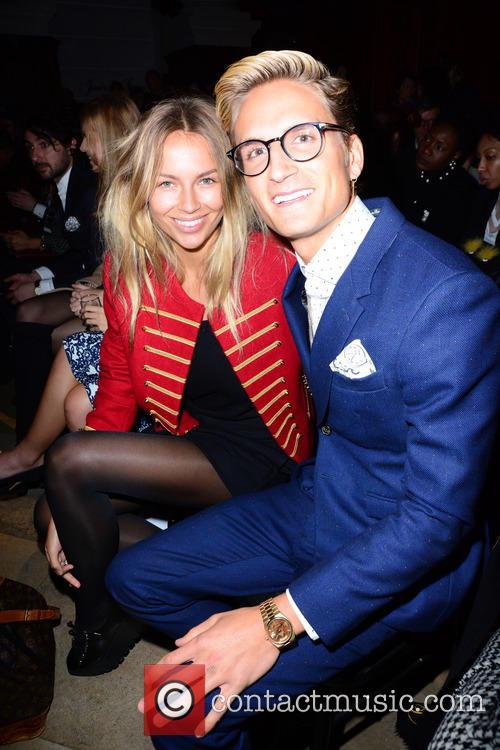 Emma Lou Connolly and Oliver Proudlock 9