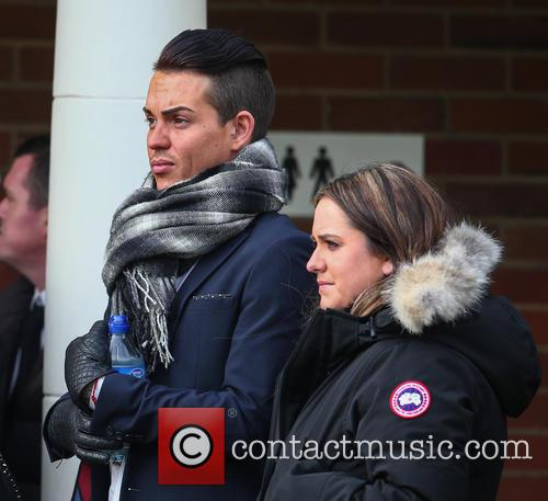Jessica Wright and Bobby Cole Norris 5