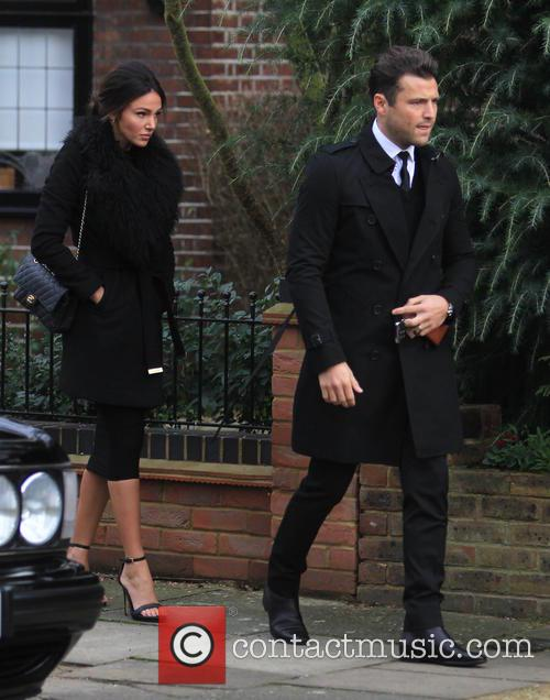 Mark Wright and Michelle Keegan 2