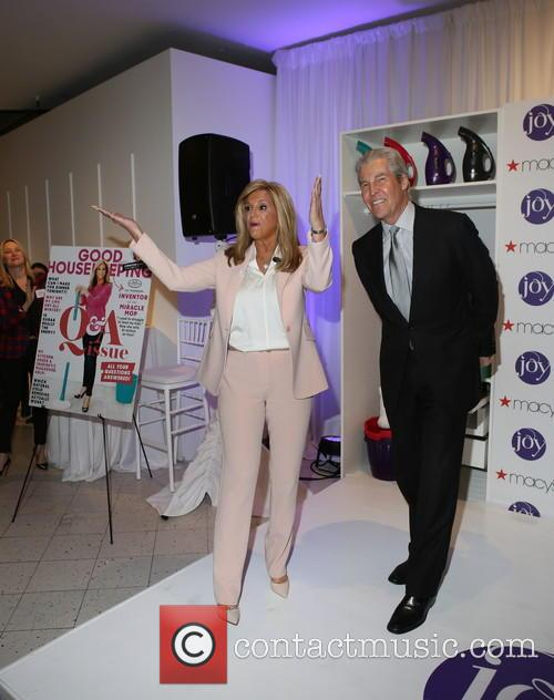 Joy Mangano and Terry Lundgren 3