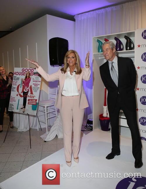 Joy Mangano and Terry Lundgren 4