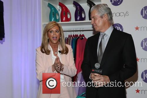 Joy Mangano and Terry Lundgren 5