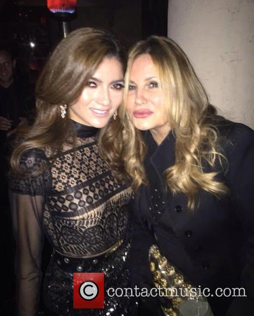 Blanca Blanco and Jennifer Coolidge 1