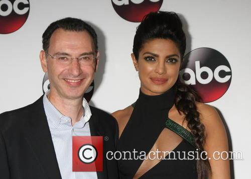Paul Lee and Priyanka Chopra 1