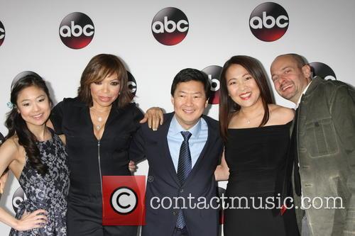Krista Marie Yu, Tisha Campbell-martin, Ken Jeong, Suzi Nakamura and Jonathan Slavin 1