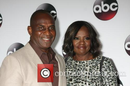 Viola Davis and Husband 5