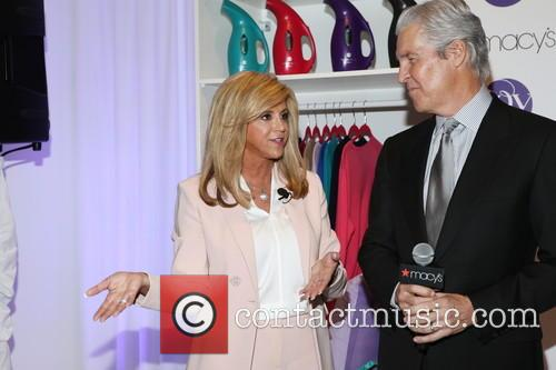 Joy Mangano and Terry J. Lundgren 5