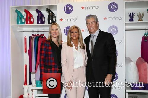 Jane Francisco, Joy Mangano and Terry J. Lundgren 1