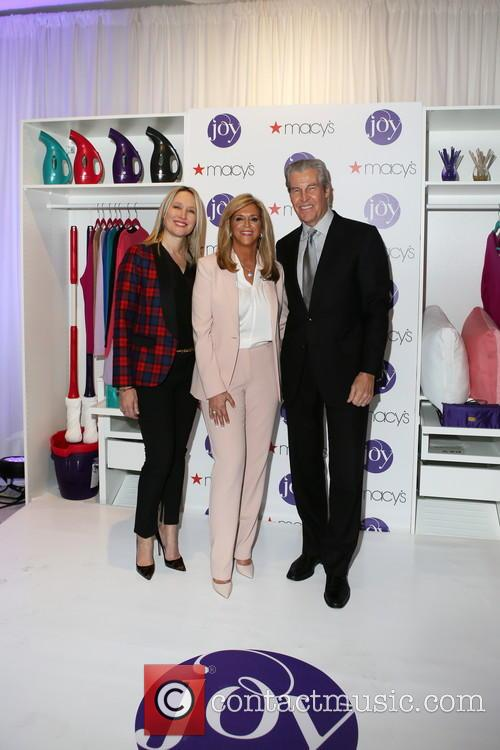 Jane Francisco, Joy Mangano and Terry J. Lundgren 2