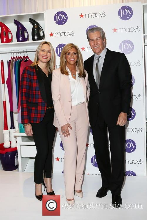 Jane Francisco, Joy Mangano and Terry J. Lundgren 3