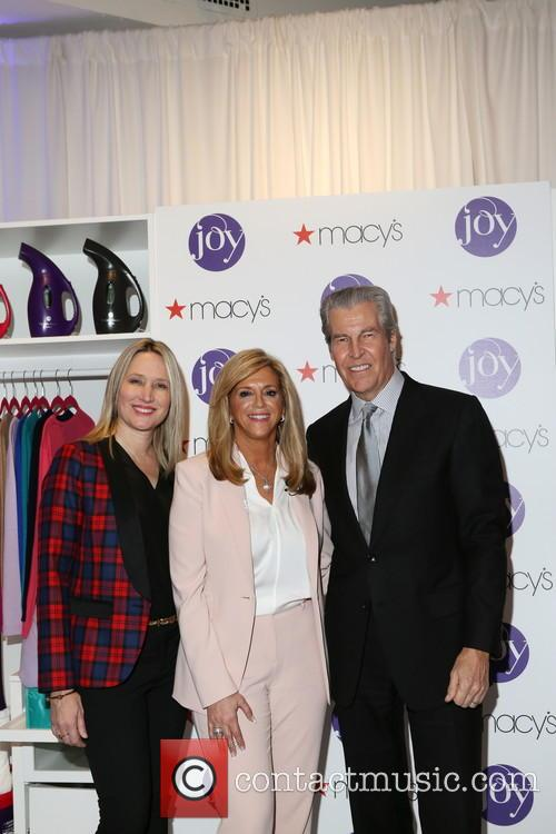 Jane Francisco, Joy Mangano and Terry J. Lundgren 4