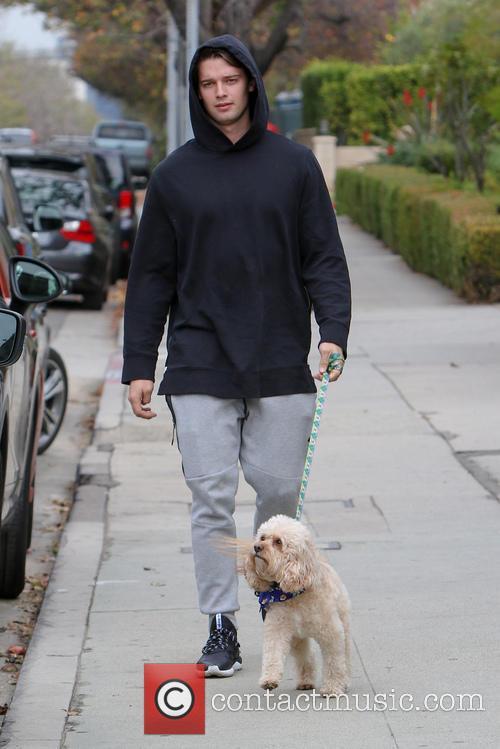 Patrick Schwarzenegger 11