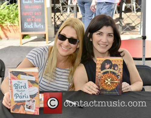 Nikki Moustaki and Christina Diaz Gonzalez 3