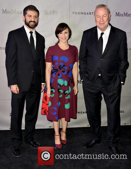 Tony Yazbeck, Rosie Perez and Robert Wilson 2
