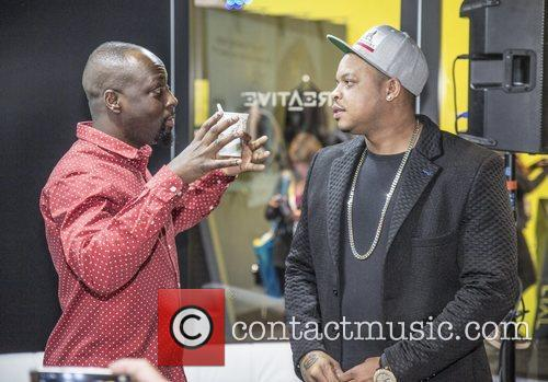 Wyclef Jean and Curtis Young 4