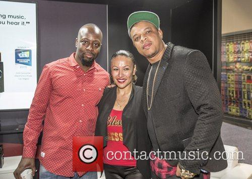 Wyclef Jean and Curtis Young 6