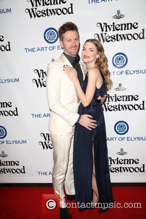 Kyle Newman and Jaime King 1