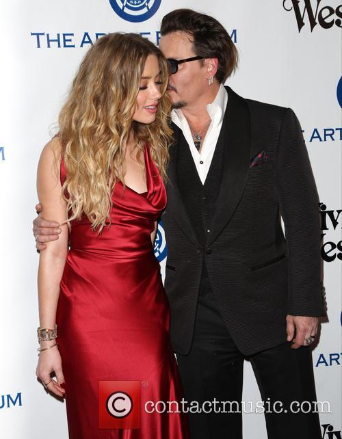Amber Heard and Johnny Depp 7