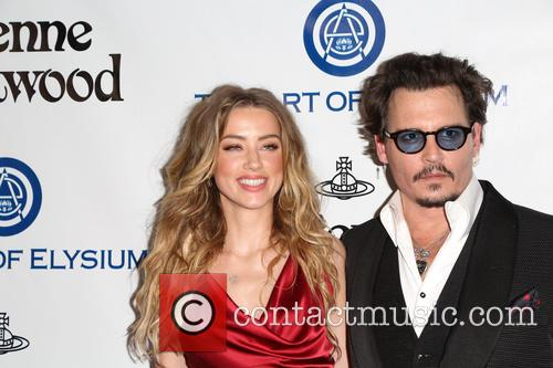 Amber Heard and Johnny Depp 10