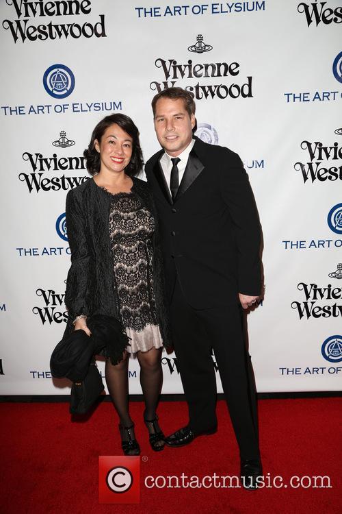 Amanda Fairey and Shepard Fairey 2