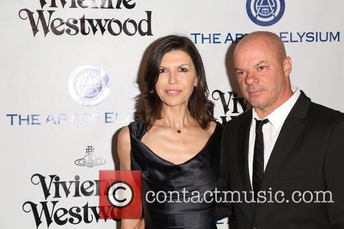 Finola Hughes and Russell Young 3