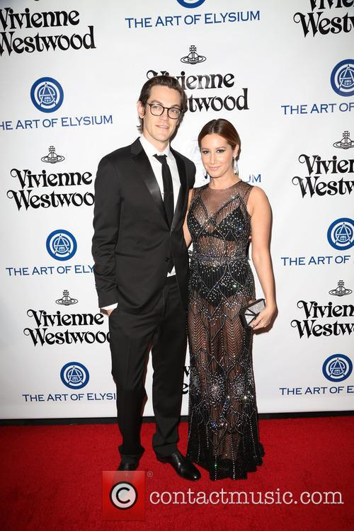 Christopher French and Ashley Tisdale 1