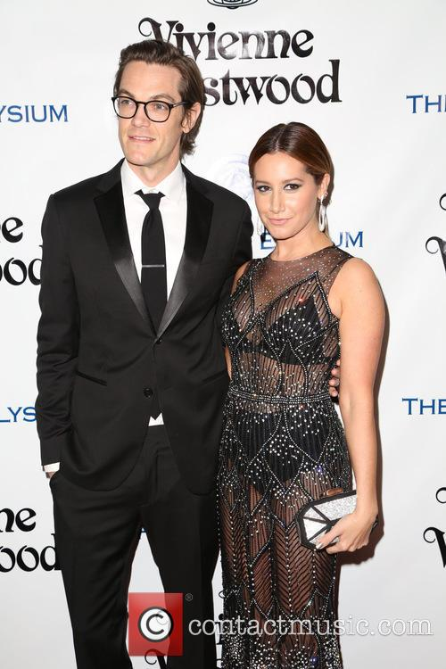 Christopher French and Ashley Tisdale 2