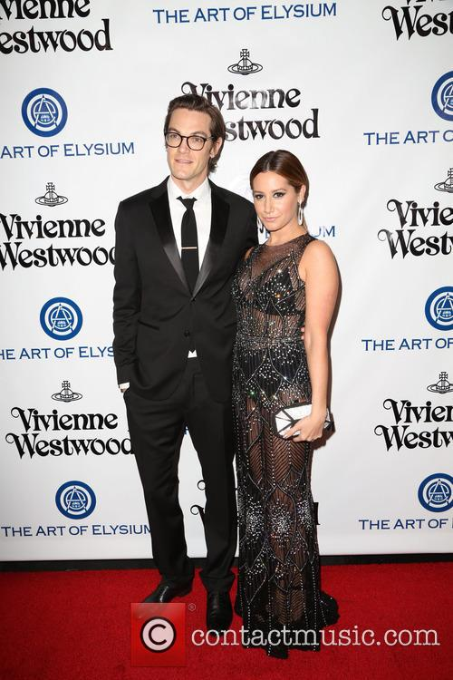 Christopher French and Ashley Tisdale 3