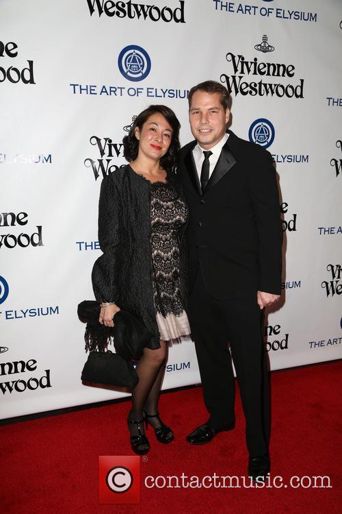 Amanda Fairey and Shepard Fairey 4