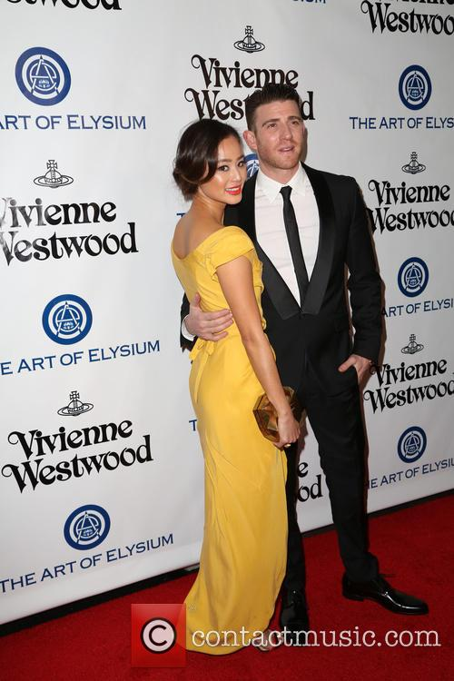 Jamie Chung and Bryan Greenberg 6