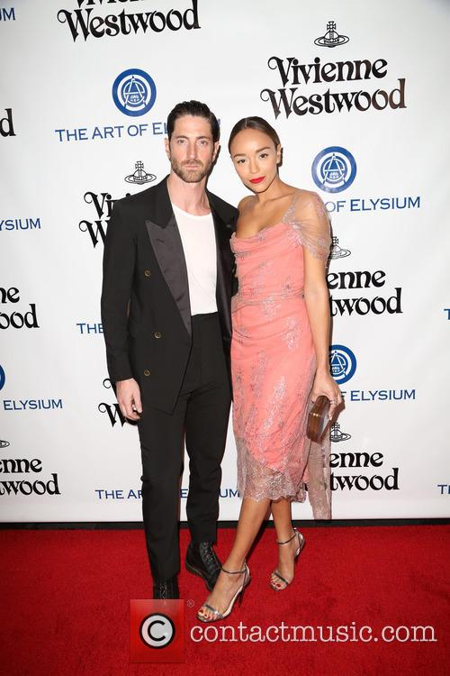 Iddo Goldberg and Ashley Madekwe 3