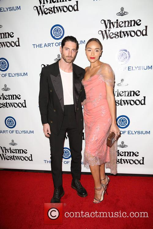 Iddo Goldberg and Ashley Madekwe 5