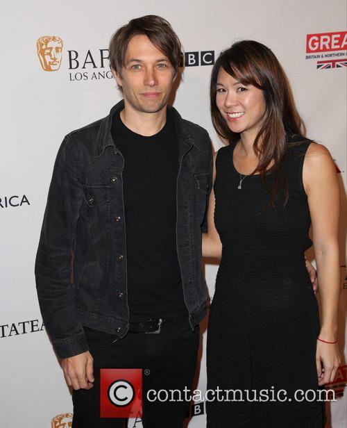 Sean Baker and Samantha Quan 2