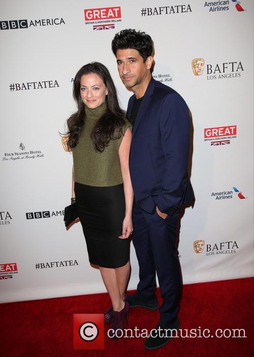 Lara Pulver and Raza Jaffrey 4