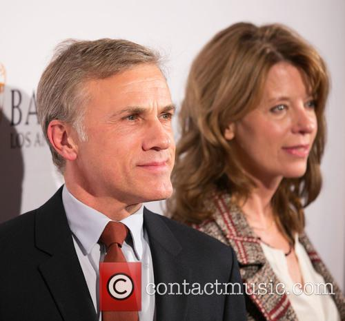 Christoph Waltz and Judith Holste 1