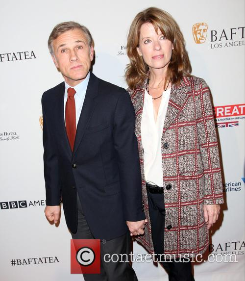 Christoph Waltz and Judith Holste 5
