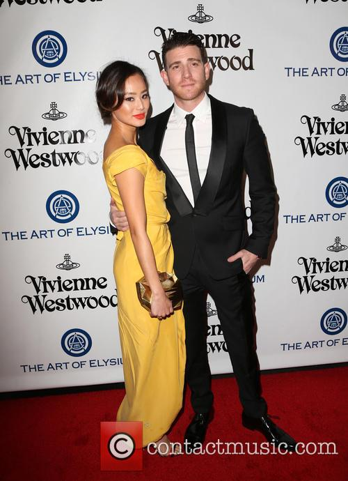 Jamie Chung and Bryan Greenberg 10