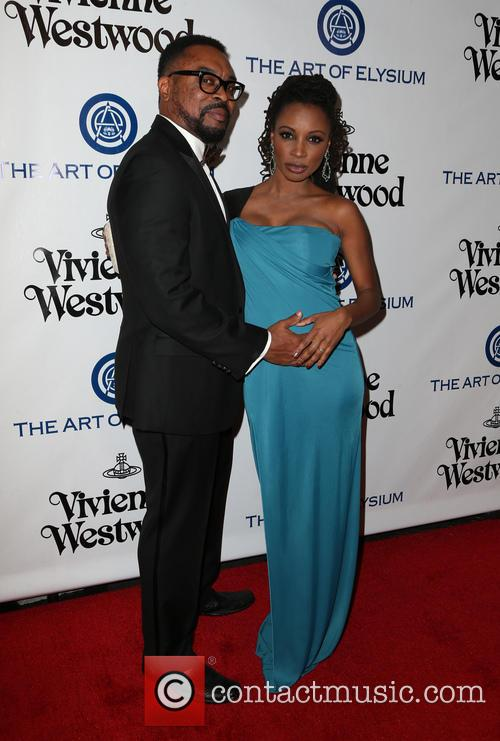 Shanola Hampton and Daren Dukes 3