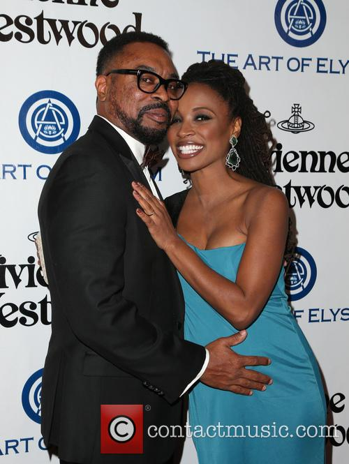 Shanola Hampton and Daren Dukes 6