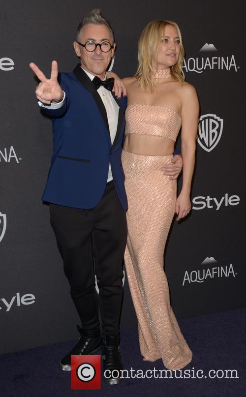 Alan Cumming and Kate Hudson 5