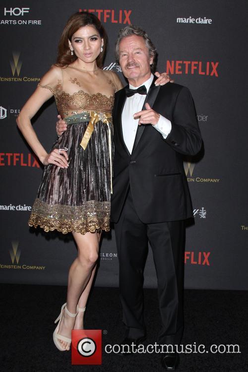 Blanca Blanco and John Savage 1