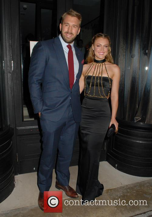 Chris Robshaw and Camilla Kerslake 4