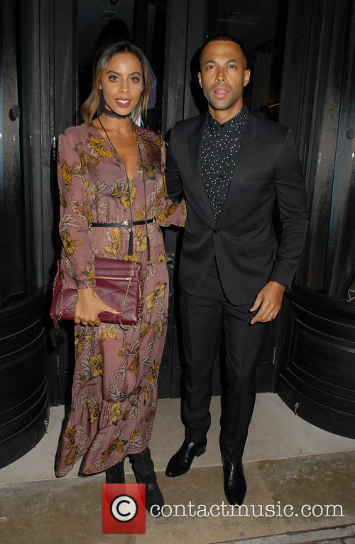Rochelle Humes and Marvin Humes 3