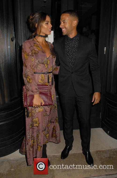 Rochelle Humes and Marvin Humes 5