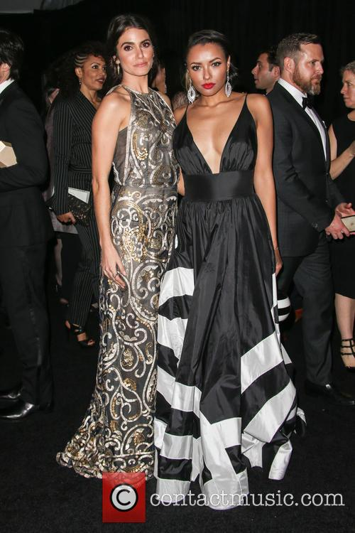 Nikki Reed and Kat Graham 1