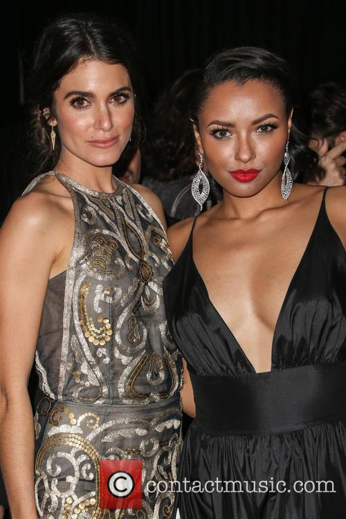 Nikki Reed and Kat Graham 2