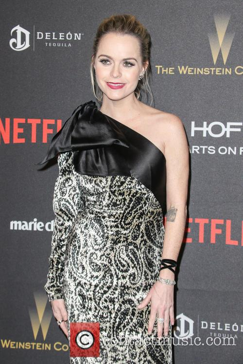 'Orange Is The New Black' Star Taryn Manning Accused Of Assaulting Make Up Artist