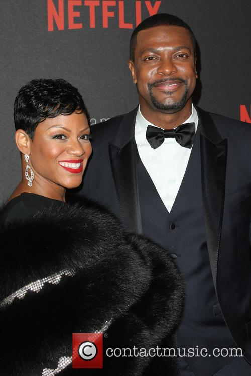 Cynne Simpson and Chris Tucker 2