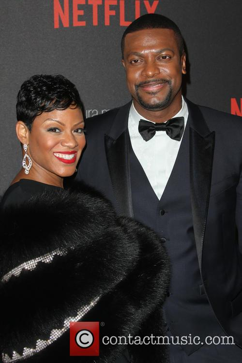 Cynne Simpson and Chris Tucker 3