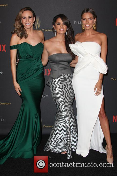 Keltie Knight, Rocsi Diaz and Renee Bargh 1